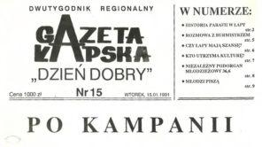 okladka Lapska_1991
